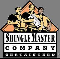 Prime Seamless contractors are certified Shingle Masters in San Antonio, TX.